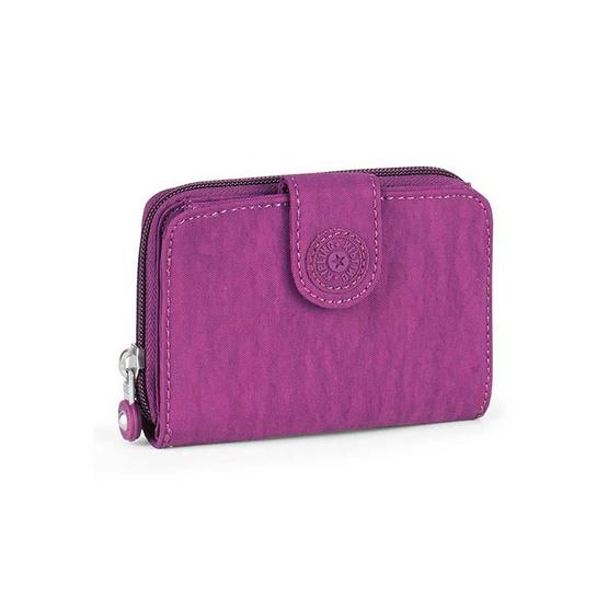 Kipling กระเป๋าสตางค์ New Money #Urban Pink C
