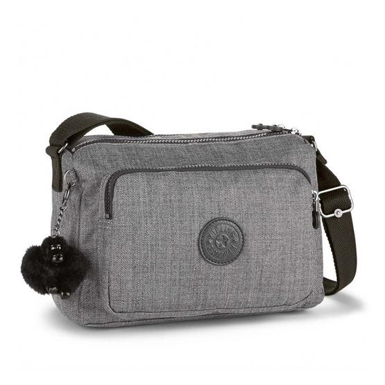 Kipling กระเป๋าสะพาย Reth #Cotton Grey