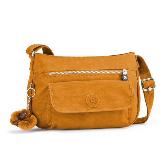 Kipling กระเป๋าสะพาย Syro #Ochre