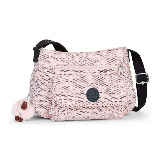 Kipling กระเป๋าสะพาย Syro #Soft Pink Str