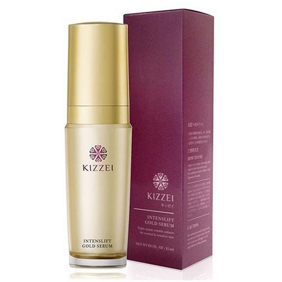 Kizzei IntensLift Gold Serum 15ml.