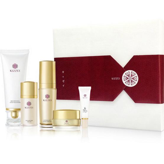 Kizzei Sensitive Skin Set (สินค้าเป็นไซส์ปกติ )