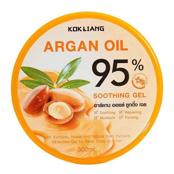 ซื้อ Kokliang Argan Oil Soothing Gel 95% 300ml