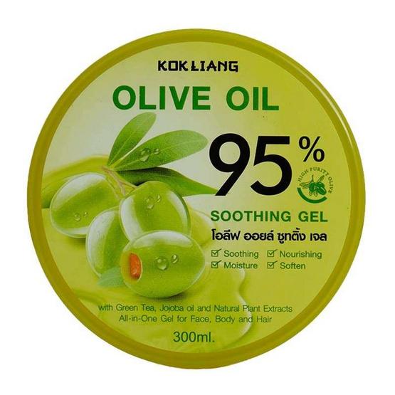 ซื้อ Kokliang Olive Oil Soothing Gel 95% 300ml