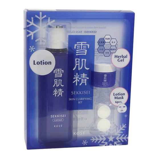 ซื้อ Kose Sekkisei Skin Clarifying Set