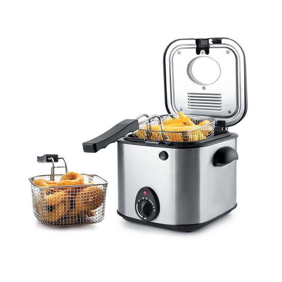LACOR หม้อทอดอาหารไฟฟ้า รุ่น 69198 Electric Fryer 840 W