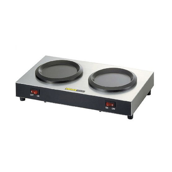 LACOR แท่นสำหรับอุ่นเหยือกกาแฟ รุ่น 69282 Heating Plate for Coffee jug 180 W