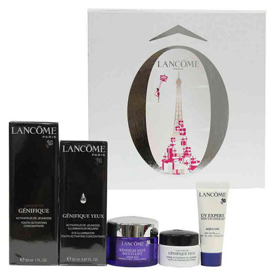 LANCOME ADVANCED GENIFIQUE  AND ADVANCED GENIFIQUE LIGHT PEARL SET