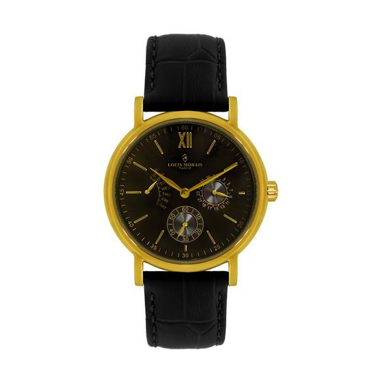 LOUIS MORAIS นาฬิกาข้อมือ รุ่น LMG950 GD