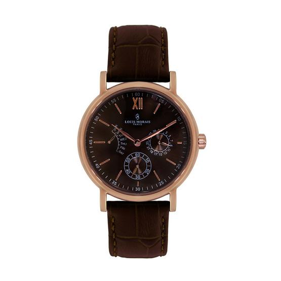 LOUIS MORAIS นาฬิกาข้อมือ รุ่น LMG950 RG