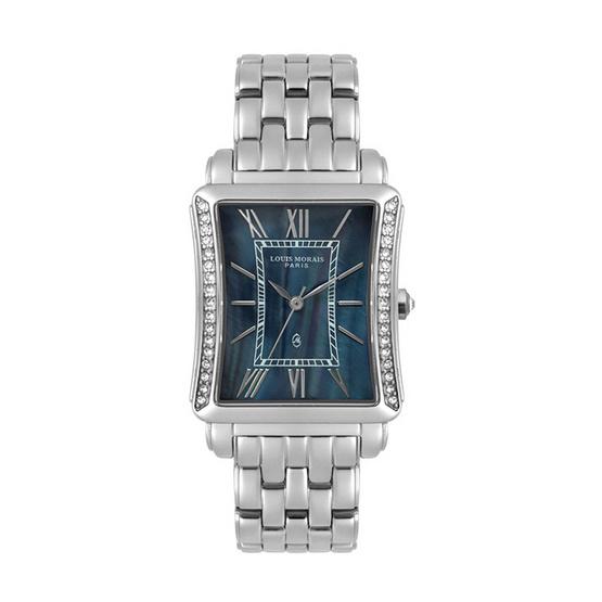 LOUIS MORAIS นาฬิกาข้อมือ รุ่น LML850 BK
