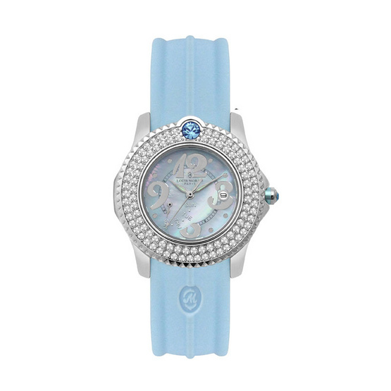 LOUIS MORAIS นาฬิกาข้อมือ รุ่น LML908 BE