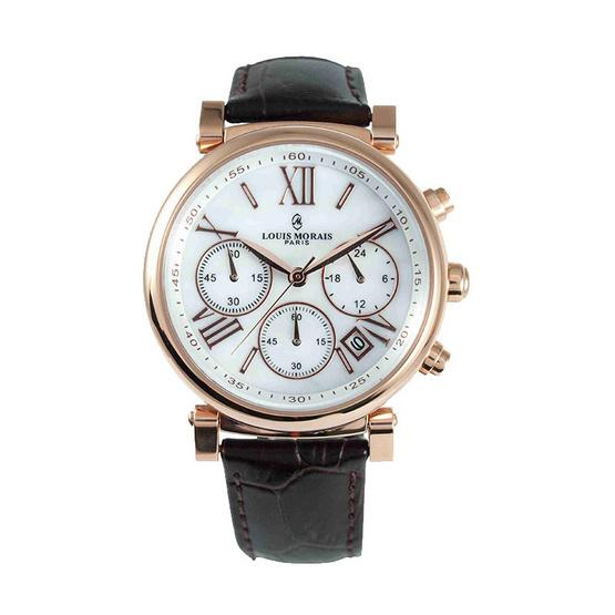 LOUIS MORAIS นาฬิกาข้อมือ รุ่น LMU375 RG