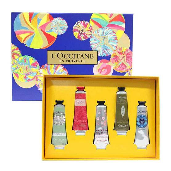 พร้อมส่ง !! L'Occitane Soft & Tender Hand Cream Set - L'Occitane, ผลิตภัณฑ์ความงาม