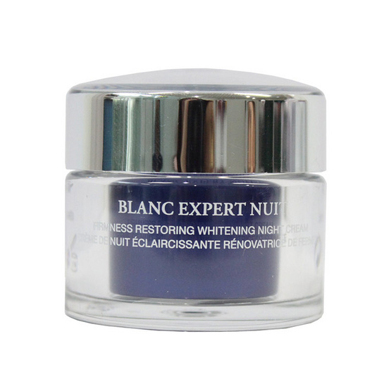 Lancome Blanc Expert Nuit Firmness Restoring Whitening Night Cream 15ml.
