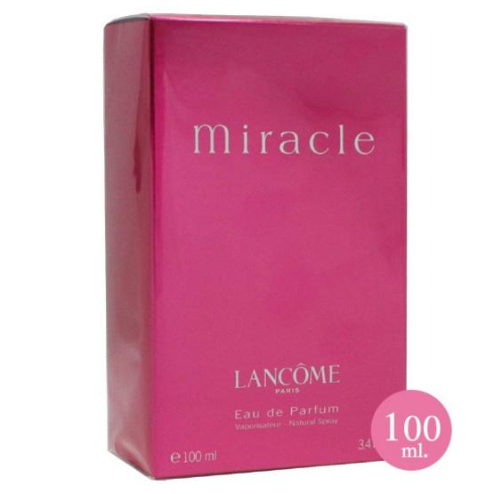 Lancome Miracle Eau De Parfum 100ml.