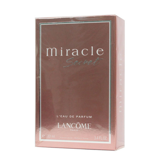 Lancome Miracle Secret L'Eau De Parfum 100ml