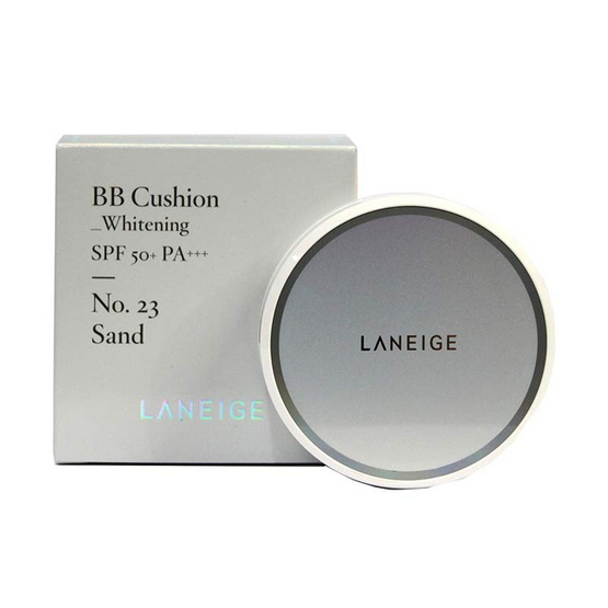 Laneige BB Cushion_whitening SPF50+/PA+++15 g.* 2 #23 Sand