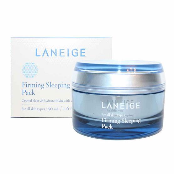 ราคาส่ง !! Laneige Firming Sleeping Pack : 50ml. - Laneige, ผลิตภัณฑ์ความงาม