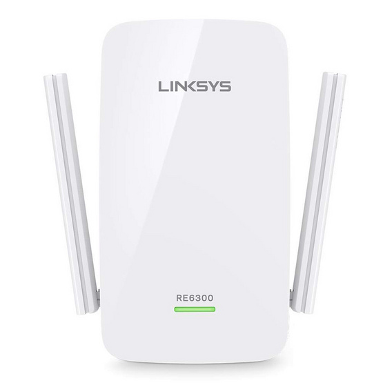 Linksys AC750 BOOST WI-FI RANGE EXTENDER (RE6300-TH)