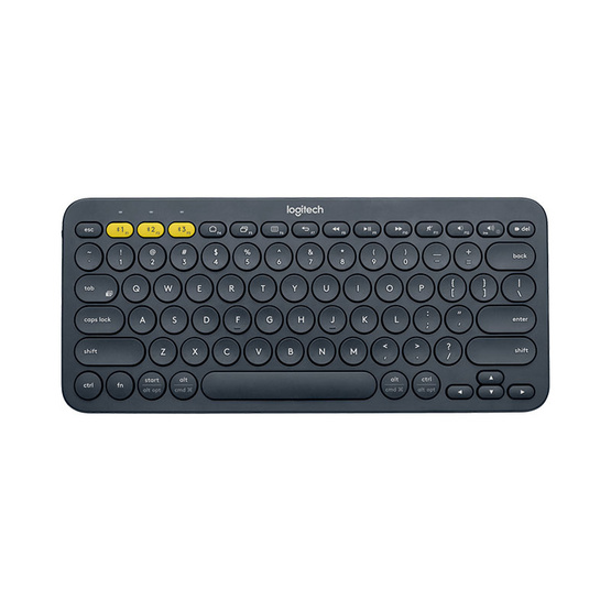 ซื้อ Logitech Multi-Device Bluetooth Keyboard K380