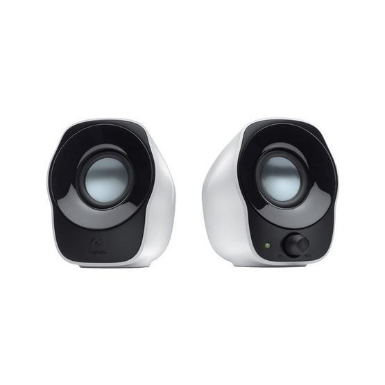 ซื้อ Logitech Stereo Speakers Z120 Black & White