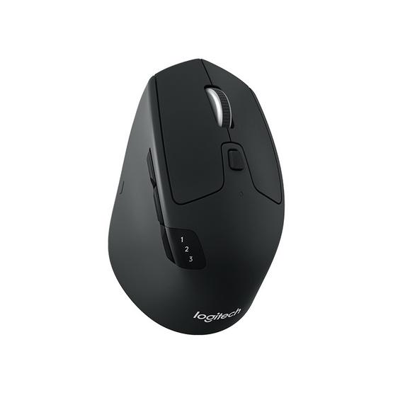 ซื้อ Logitech Triathlon Mouse M720 Black