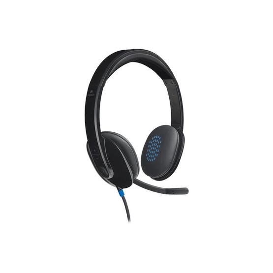 ซื้อ Logitech USB Headset H540 Black