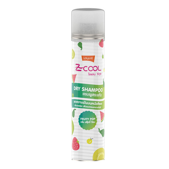 Lolane Dry Shampoo Fruity Pop 200 ml