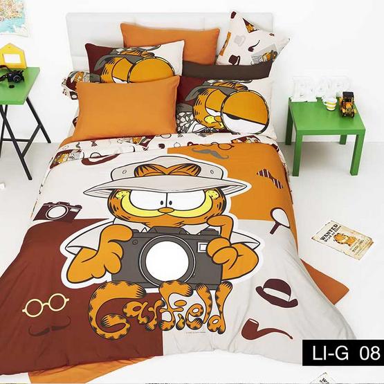 Lotus Impression ผ้าปู รุ่น Garfield LI-G08