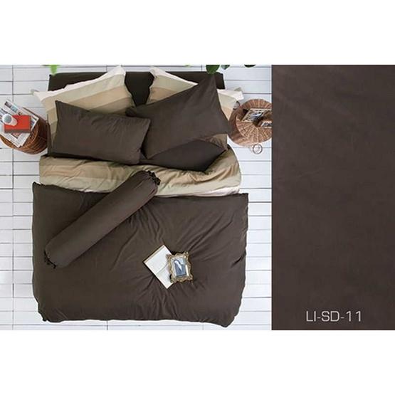 Lotus รุ่น Impression LI-SD-011 ผ้าปูที่นอน 3.5 ฟุต 3 ชิ้น + ผ้านวม 70x90