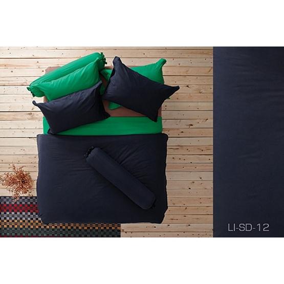 Lotus รุ่น Impression LI-SD-012 ผ้าปูที่นอน 6 ฟุต 5 ชิ้น + ผ้านวม 90x100