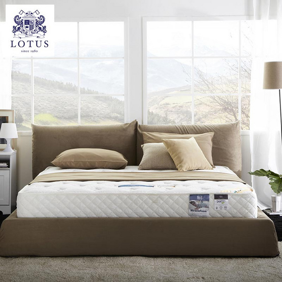 Lotus ที่นอน รุ่น Superior ขนาด 5 ฟุต
