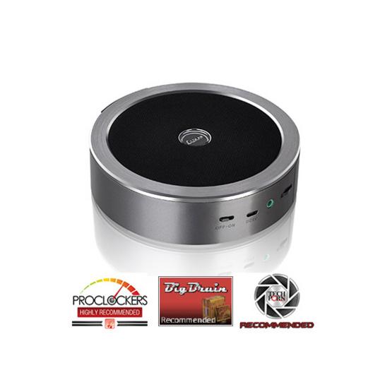 Luxa 2 GROOVY-R 360 Micro Wireless Wall Mount Speaker