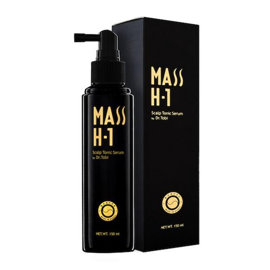 ดีไหม !! MASS H-1 by Dr.Tobi ซรั่มบำรุงหนังศีรษะ 150 มล. - Mass h-1 by dr.tobi, ผลิตภัณฑ์ความงาม
