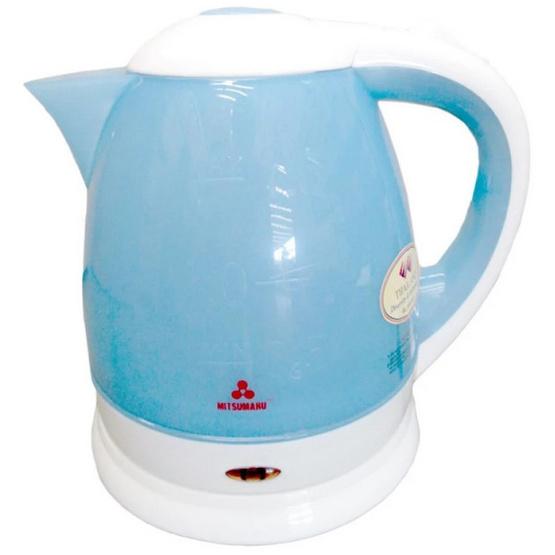 MITSUMARU กระติกน้ำร้อน APKT315 1.5ลิตร สีฟ้า