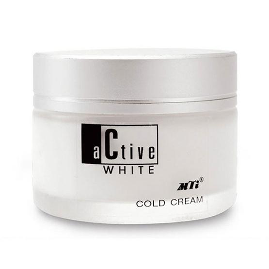 MTI Active White Cold Cream 50g.