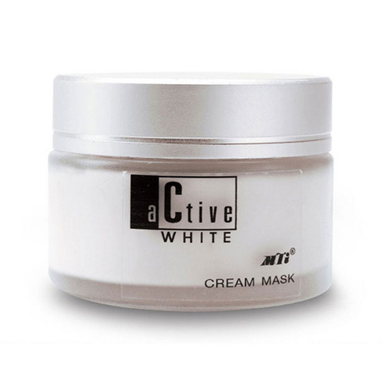 MTI Active White Cream Mask 50g.