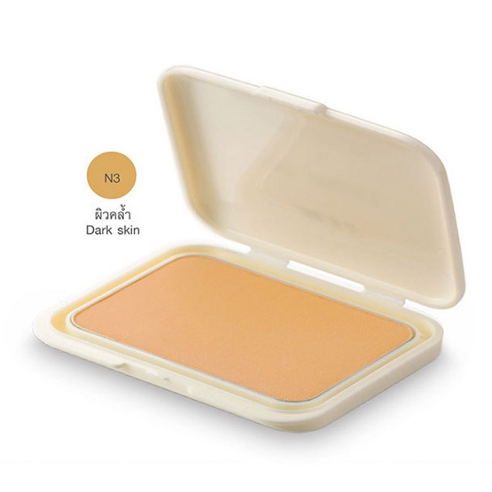 MTI Feel Perfect Compact Powder Foundation With Sunscreen REFILL 14.5g. #N3 ผิวเข้ม