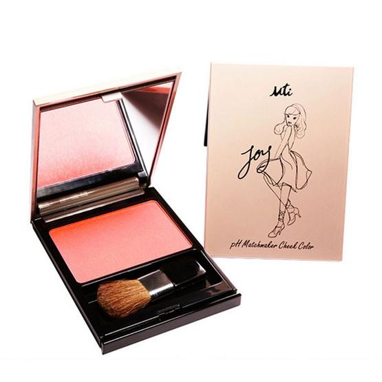 MTI JOY pH Matchmaker Cheek Color 35g. #สีชมพูส้ม