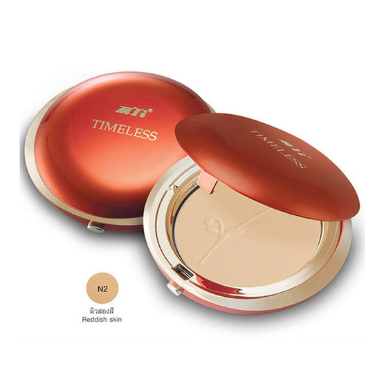 MTI Timeless Untimate Cake Powder 12g. #N2 ผิวสองสี
