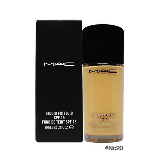 Mac Studio Fix Fluid SPF15 30ml. #Nc20