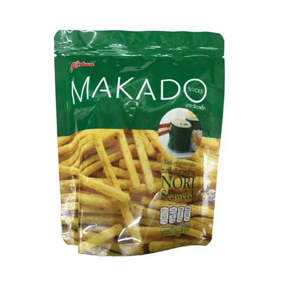 Makado มากาโดะ มันฝรั่งแท่งทอดกรอบ รสโนริสาหร่าย ขนาด 27 g. (6 ชิ้น)
