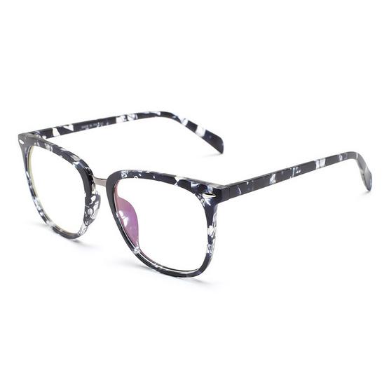 Marco Polo กรอบแว่นตา รุ่น EMD2946 C160 สีดำกระ