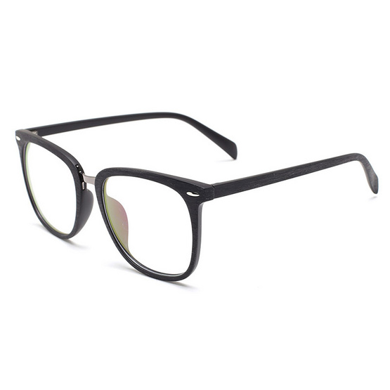 Marco Polo กรอบแว่นตา รุ่น EMD2946 C180 สีลายไม้ดำ