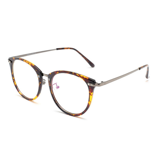 Marco Polo กรอบแว่นตา รุ่น EMD2950 C55 สีน้ำตาลกระ