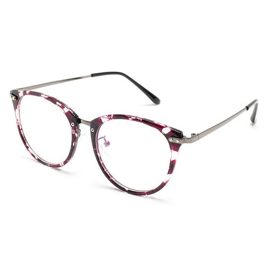 Marco Polo กรอบแว่นตา รุ่น EMD2950 C97 สีม่วงกระ
