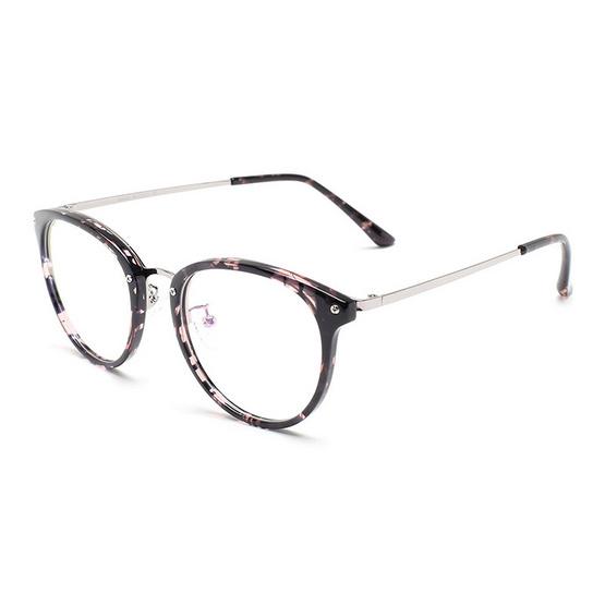 Marco Polo กรอบแว่นตา รุ่น EMD2957 C97 สีม่วงกระ