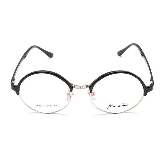 Marco Polo กรอบแว่นตา รุ่น EMN2610 C1 สีดำ