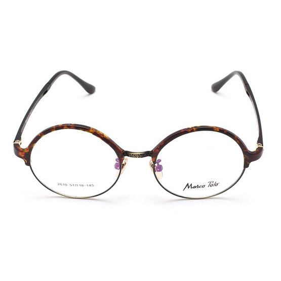 Marco Polo กรอบแว่นตา รุ่น EMN2610 C5 สีน้ำตาลกระ